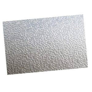 Tablă din aluminiu Stucco