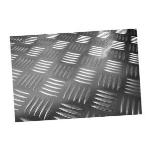 Tablă din aluminiu striată